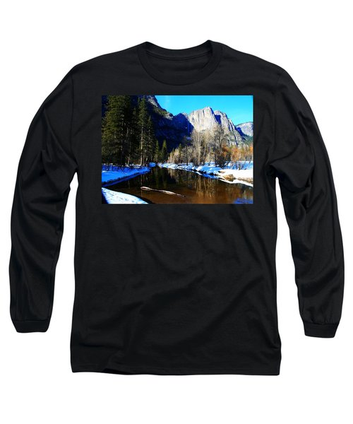 Over The Meadow Long Sleeve T-Shirt