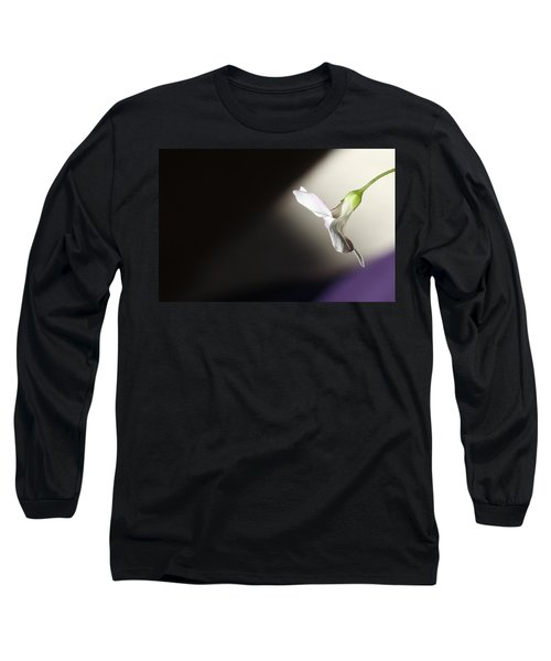Oxalis Bloom Long Sleeve T-Shirt by Kume Bryant