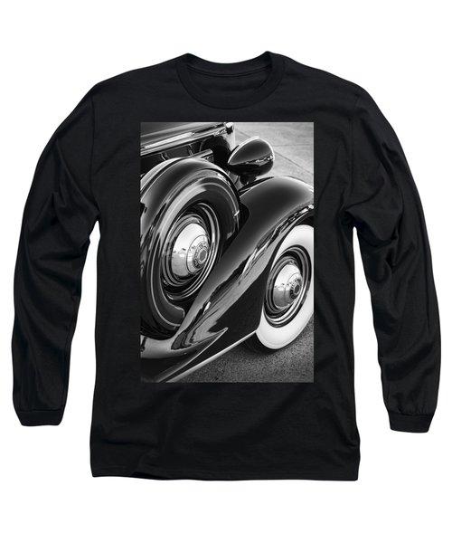 Long Sleeve T-Shirt featuring the photograph Packard One Twenty by Gordon Dean II