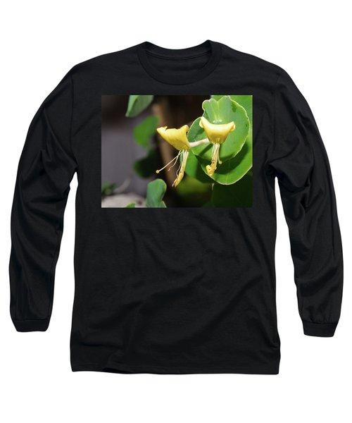 Pair Long Sleeve T-Shirt