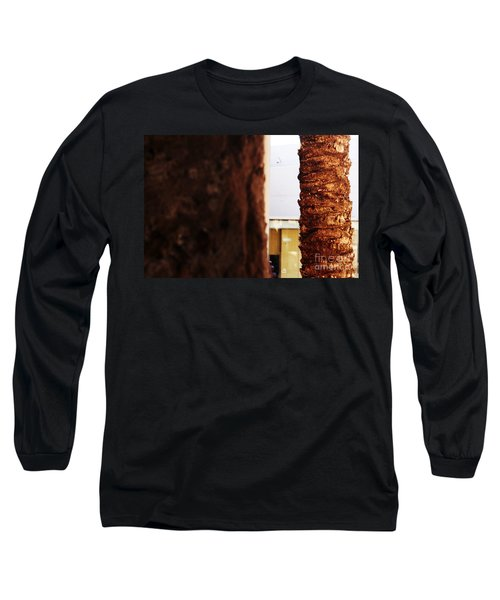 Palm And Wall Long Sleeve T-Shirt