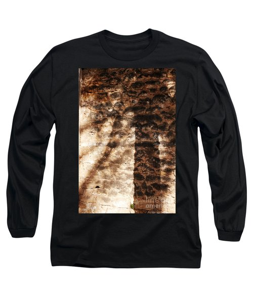 Palm Trunk Long Sleeve T-Shirt