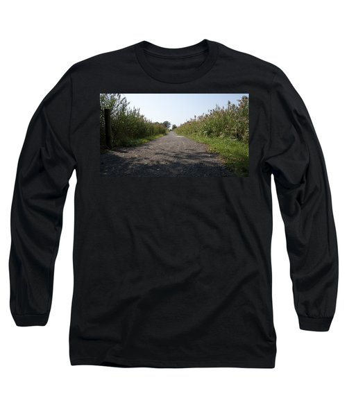 Path To The Bay Long Sleeve T-Shirt
