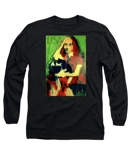 Patty Smyth Long Sleeve T-Shirt