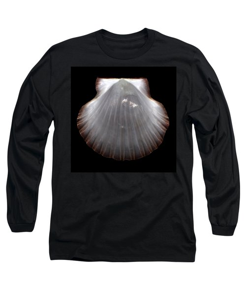 Pearlescent Shell  Long Sleeve T-Shirt