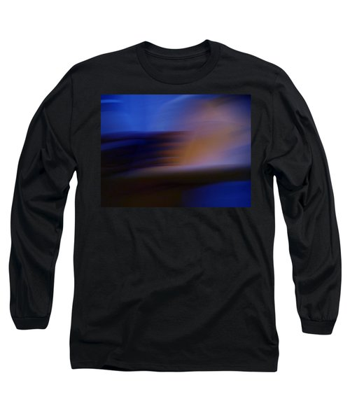 Long Sleeve T-Shirt featuring the photograph Photo Mixture Experiment by Colette V Hera  Guggenheim