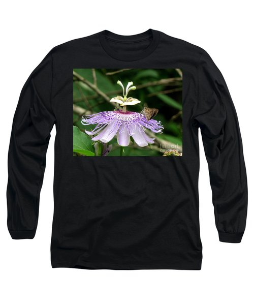 Long Sleeve T-Shirt featuring the photograph Plenty For All by Donna Brown