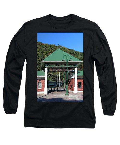 Point Stadium - Johnstown Pa Long Sleeve T-Shirt