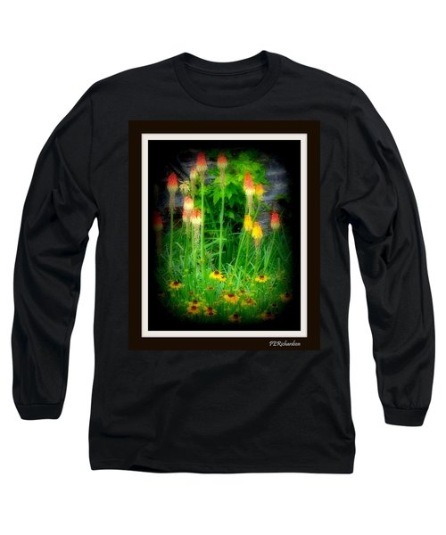 Poker Long Sleeve T-Shirt