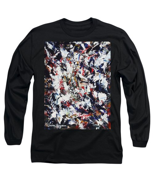 Pollock Long Sleeve T-Shirt