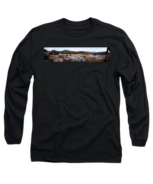 Port Of Soller Long Sleeve T-Shirt