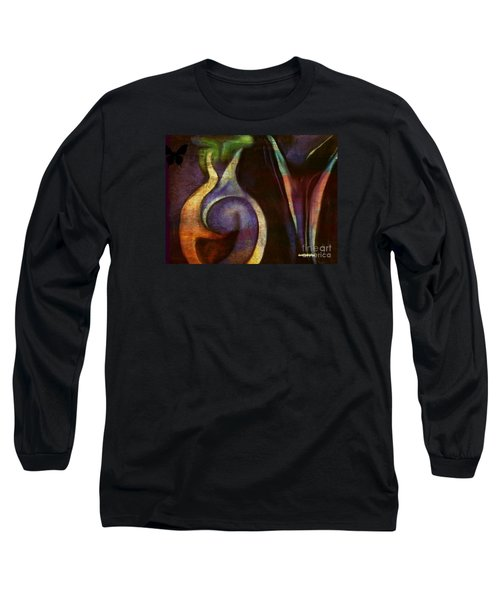 Pottery Of Time Long Sleeve T-Shirt by Sherri's Of Palm Springs