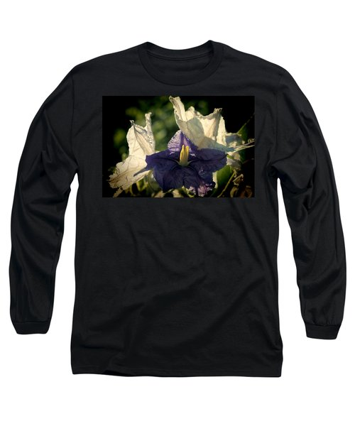 Long Sleeve T-Shirt featuring the photograph Radiance by Steven Sparks