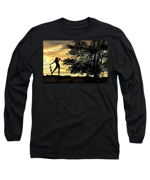 Rain Dance Long Sleeve T-Shirt