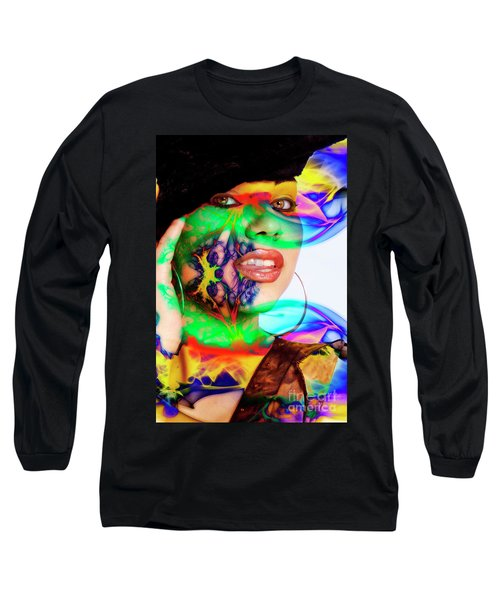 Rainbow Beauty Long Sleeve T-Shirt