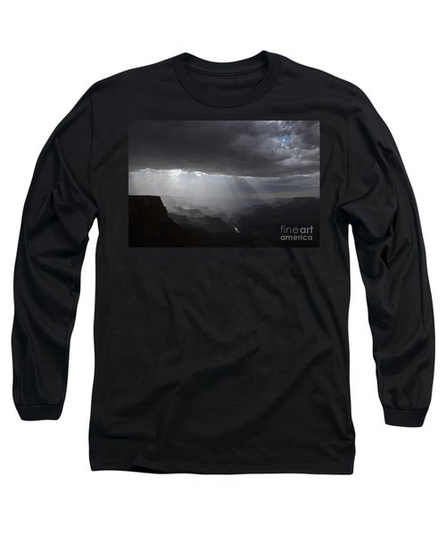 Rays In The Canyon Long Sleeve T-Shirt