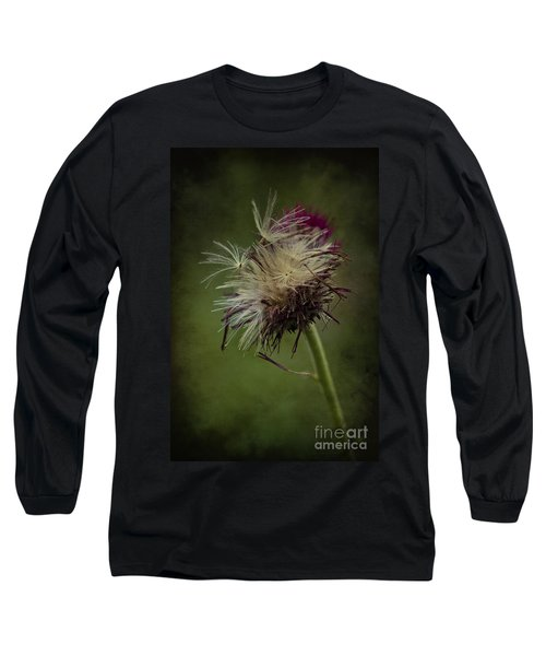 Long Sleeve T-Shirt featuring the photograph Ready To Fly Away... by Clare Bambers