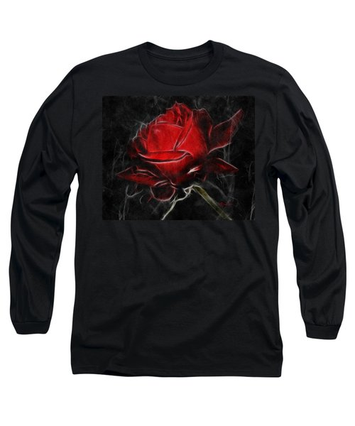 Red And Hot  Long Sleeve T-Shirt