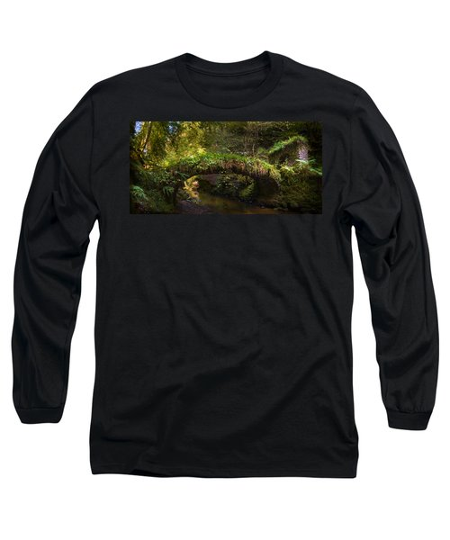 Reelig Bridge And Grotto Long Sleeve T-Shirt