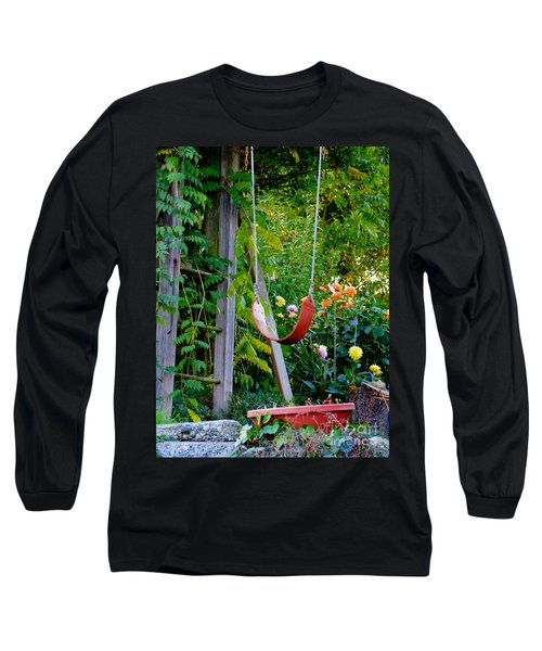 Remember... Long Sleeve T-Shirt by Rory Sagner