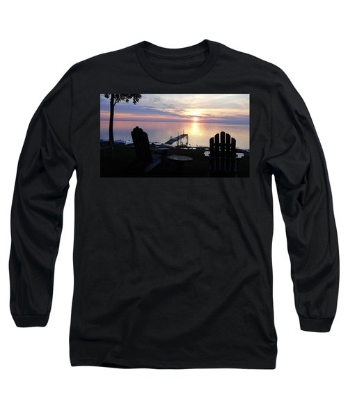 Resting Companions Long Sleeve T-Shirt