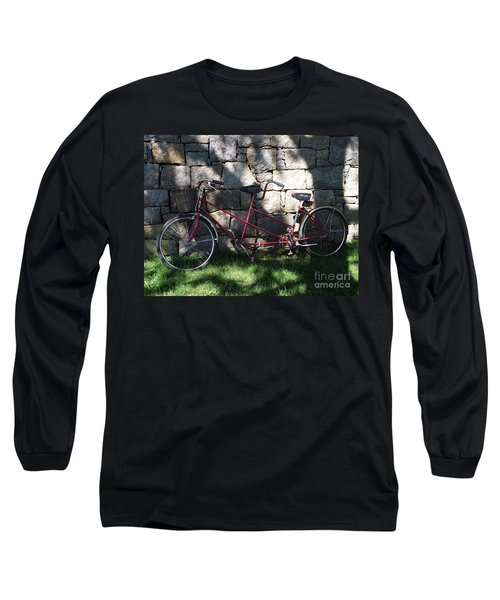 Retired  Ride Long Sleeve T-Shirt