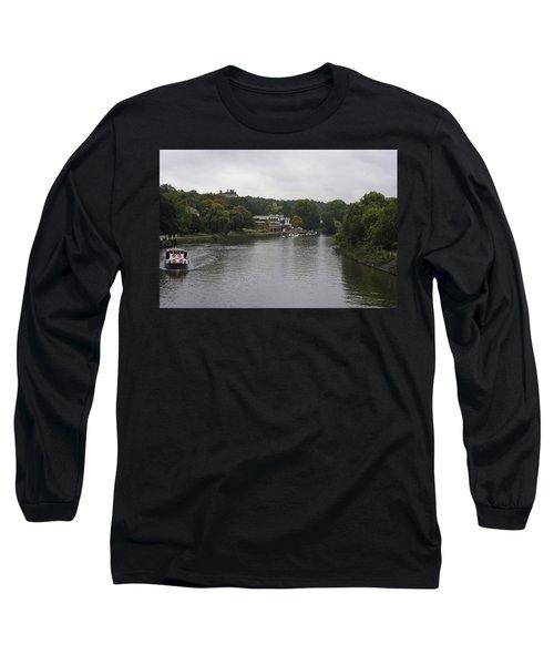 Long Sleeve T-Shirt featuring the photograph Richmond Cruise by Maj Seda
