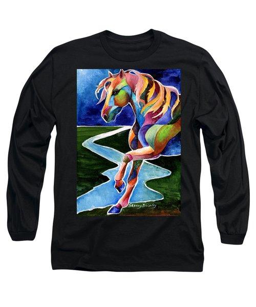 River Dance 2 Long Sleeve T-Shirt