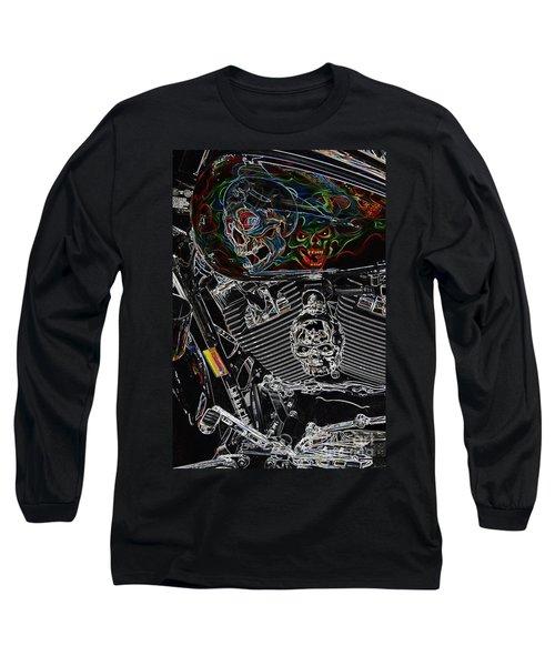 Road Warrior Long Sleeve T-Shirt