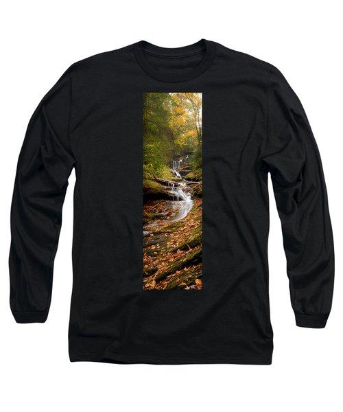Roaring Fork Falls Long Sleeve T-Shirt