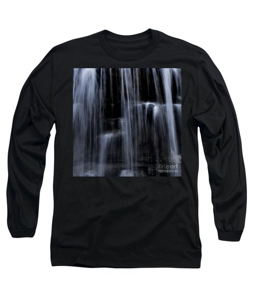 Rock Glen Water Falls Long Sleeve T-Shirt