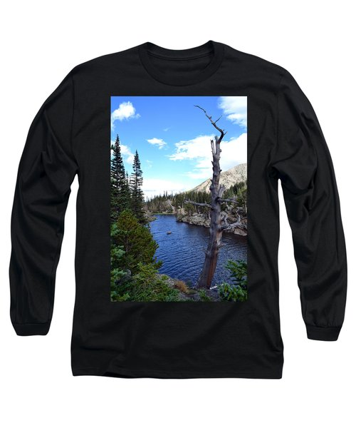 Rocky Mountain National Park1 Long Sleeve T-Shirt by Zawhaus Photography