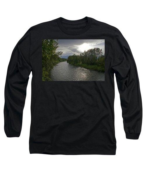 Rogue River In May Long Sleeve T-Shirt