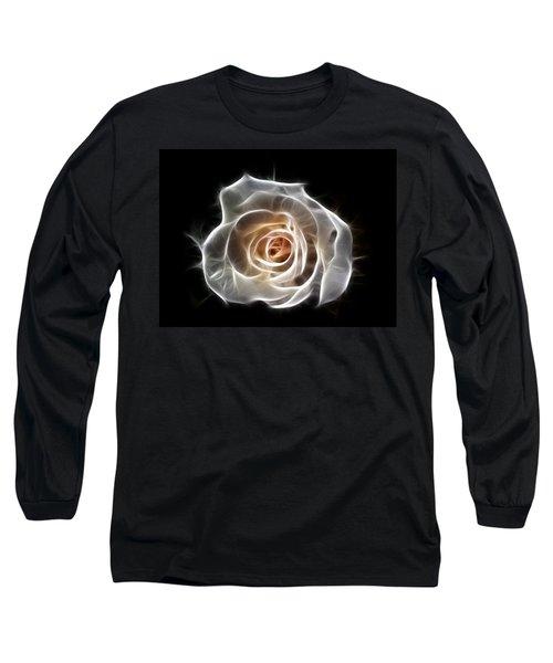 Rose Of Light Long Sleeve T-Shirt