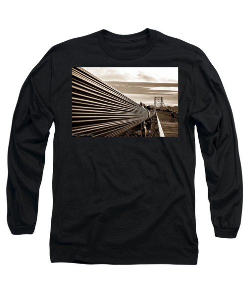 Royal Gorge Bridge Long Sleeve T-Shirt