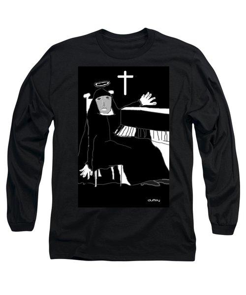Saint Cecelia Long Sleeve T-Shirt