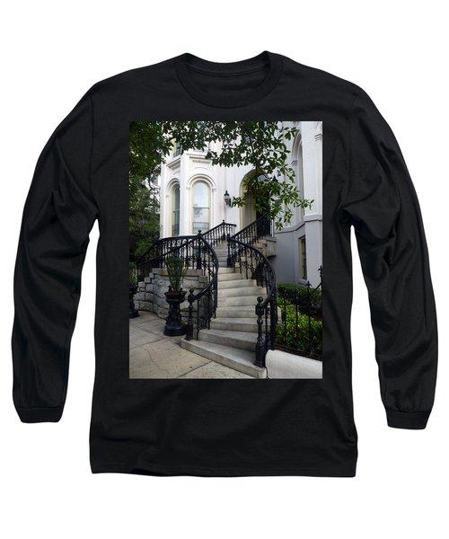 Savannah Stairway Long Sleeve T-Shirt