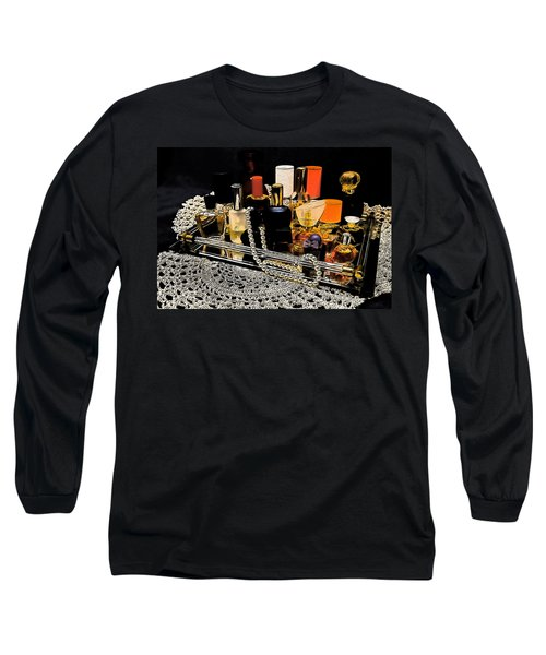Long Sleeve T-Shirt featuring the photograph Scents Of A Woman II by DigiArt Diaries by Vicky B Fuller