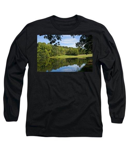 Secret Fishing Hole Long Sleeve T-Shirt