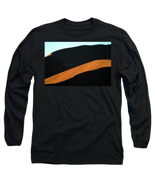See How Big Long Sleeve T-Shirt