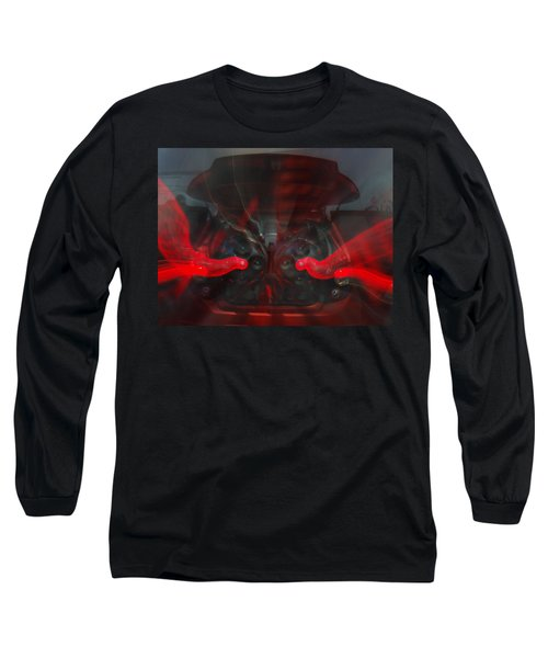See The Music 2 Long Sleeve T-Shirt by Randy J Heath