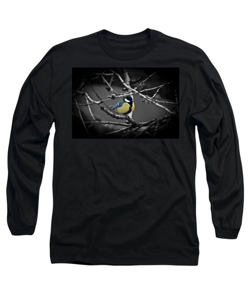 Selective Bird Long Sleeve T-Shirt