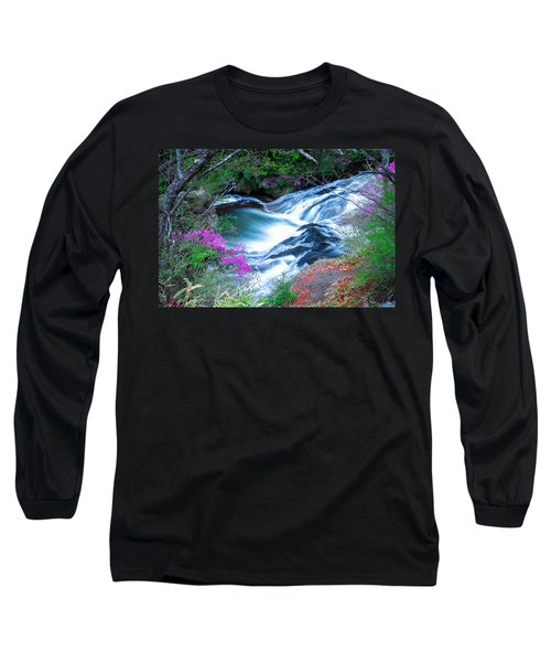 Serenity Flowing Long Sleeve T-Shirt