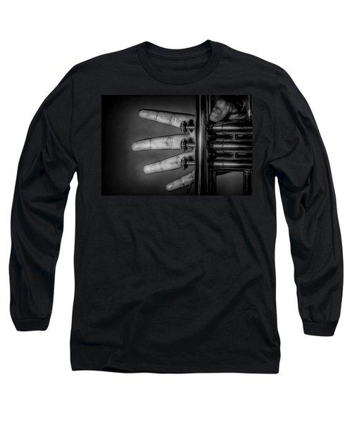 Long Sleeve T-Shirt featuring the photograph Sforzando by Tom Gort