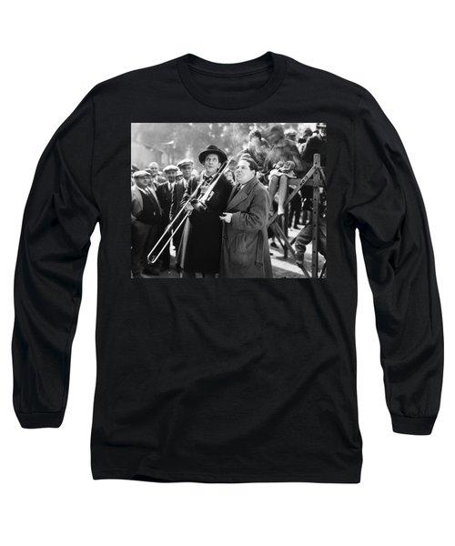 Silent Still: Musicians Long Sleeve T-Shirt
