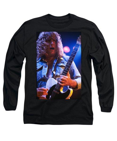 Sir Rick Parfitt - Status Quo Long Sleeve T-Shirt