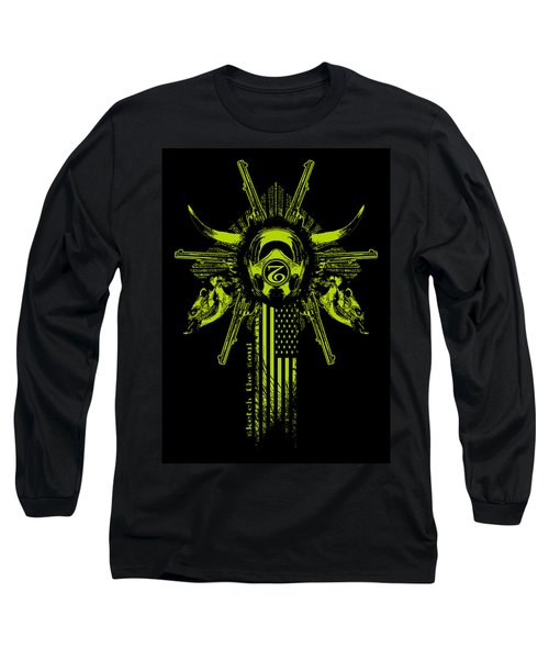 Six Shooter Long Sleeve T-Shirt