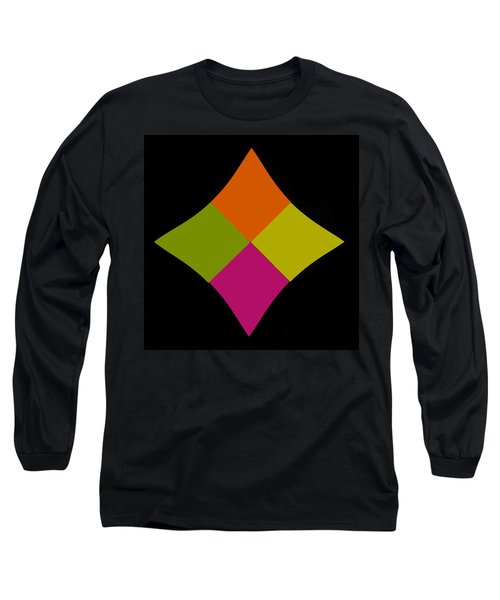 Long Sleeve T-Shirt featuring the photograph Six Squared At A Pinch by Steve Purnell