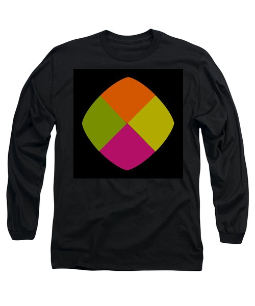 Long Sleeve T-Shirt featuring the photograph Six Squared Blowout by Steve Purnell
