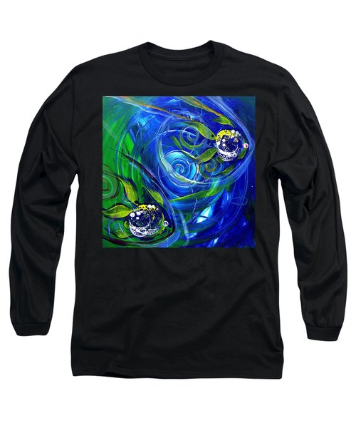 Six Subtle Ups And Downs 3 Long Sleeve T-Shirt